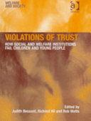 Violations of Trust