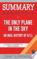 Summary   Analysis of The Only Plane in the Sky