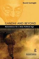 Gandhi and Beyond Pdf/ePub eBook