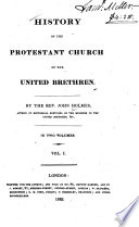 History Of The Protestant Church Of The United Brethren