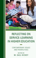 Reflecting on Service Learning in Higher Education