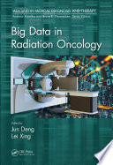 Big Data in Radiation Oncology