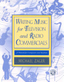 Writing Music for Television and Radio Commercials