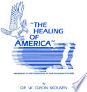 The Healing of America Book