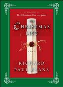 The Christmas List Pdf/ePub eBook