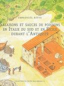 Salaisons et sauces de poissons en Italie du Sud et en Sicile durant l'Antiquité Pdf/ePub eBook