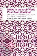 NGOs in the Arab World Post Arab Uprisings
