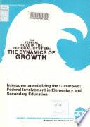 Intergovernmentalizing the Classroom