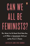 Can We All Be Feminists? Pdf/ePub eBook