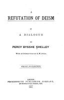 A Refutation of Deism