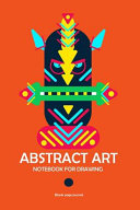 Abstract Art Notebook for Drawing