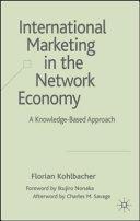 International Marketing in the Network Economy Book PDF