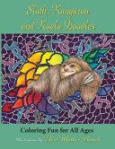Sloth, Kangaroo and Koala Doodles