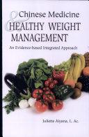 Chinese Medicine   Healthy Weight Management