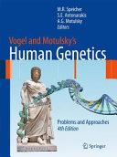 Vogel and Motulsky's Human Genetics Pdf/ePub eBook