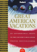 Fodor s Great American Vacations