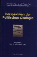 Perspektiven der Politischen Ökologie