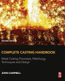 Complete Casting Handbook [Pdf/ePub] eBook