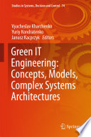 Green IT Engineering  Concepts  Models  Complex Systems Architectures
