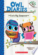 Eva s Big Sleepover  A Branches Book  Owl Diaries  9