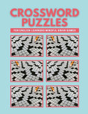 Crossword Puzzles For English Learners Mindful Brain Games