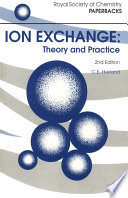 Ion Exchange Book