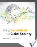 Using Social Media for Global Security Book