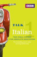 Talk Italian Enhanced eBook  with audio    Learn Italian with BBC Active
