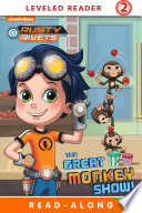The Great Monkey Show   Rusty Rivets  Book