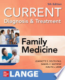 CURRENT Diagnosis & Treatment in Family Medicine, 5th Edition