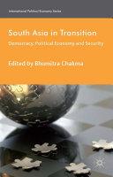 South Asia in Transition [Pdf/ePub] eBook