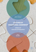 Cultures of Educational Leadership [Pdf/ePub] eBook