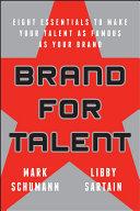 Brand for Talent [Pdf/ePub] eBook