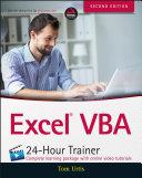 Excel VBA 24 Hour Trainer