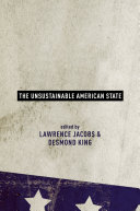 The Unsustainable American State Pdf/ePub eBook