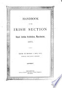 Handbook To The Irish Section Royal Jubilee Exhibition Manchester 1887