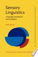 Sensory Linguistics