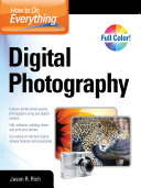 Pdf How to Do Everything Digital Photography