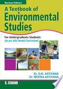 Text Book of Environmental Studies