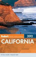 Fodor's 2012 California