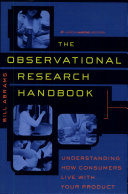 The Observational Research Handbook