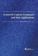 Pdf Scattered Context Grammars and Their Applications
