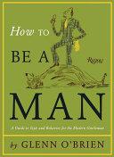 How To Be a Man [Pdf/ePub] eBook