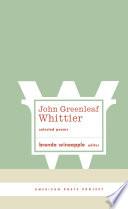 John Greenleaf Whittier Books, John Greenleaf Whittier poetry book