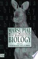 Marsupial Biology