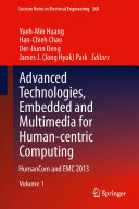Advanced Technologies  Embedded and Multimedia for Human centric Computing