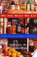 We Are What We Eat