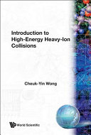 Pdf Introduction to High-energy Heavy-ion Collisions