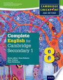 Complete English for Cambridge Secondary 1 Student
