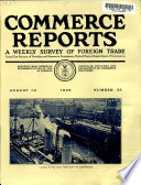 Commerce Reports Book